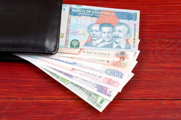 グアテマラからのお金