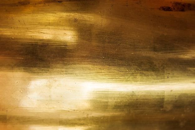 Золотой текстурированный фон