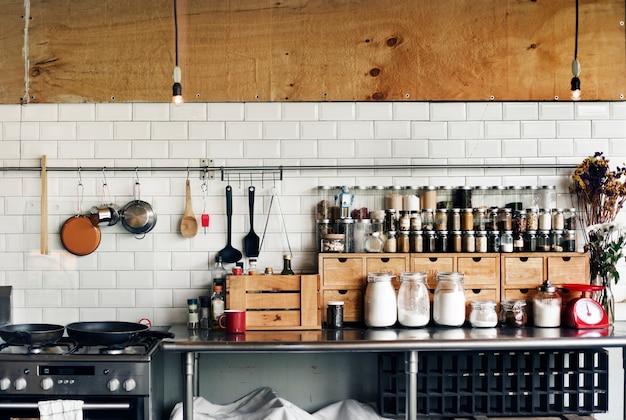 キッチン用電化製品の調理