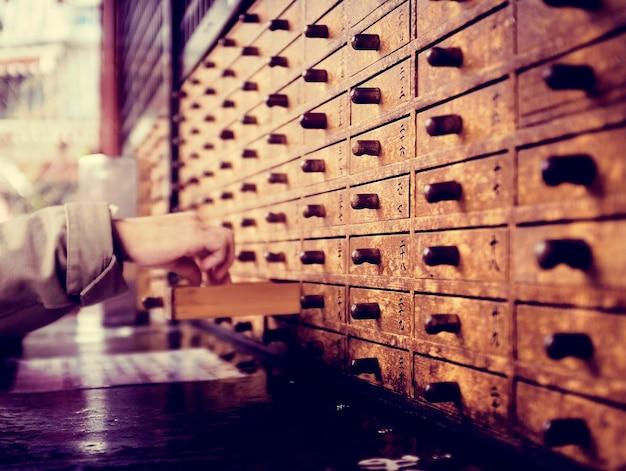 Азиатский ящик организованная аккуратная рука