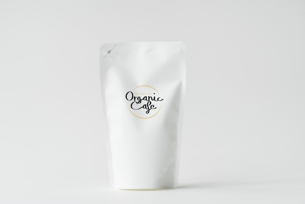 白い紙袋ブランドの模造