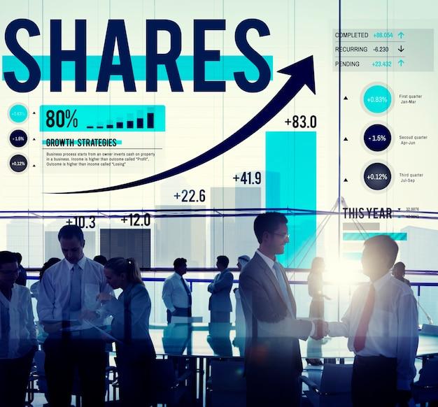 一緒に共有する株式は一緒にコミュニティのコンセプトを与える