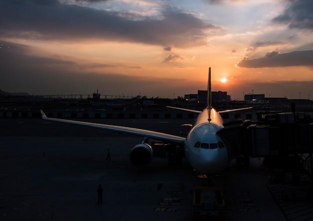 空港航空機飛行機航空輸送旅行