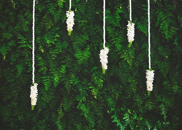 花の装飾新鮮な美しい飾り