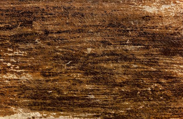 茶色の木製の鋭いテクスチャの背景