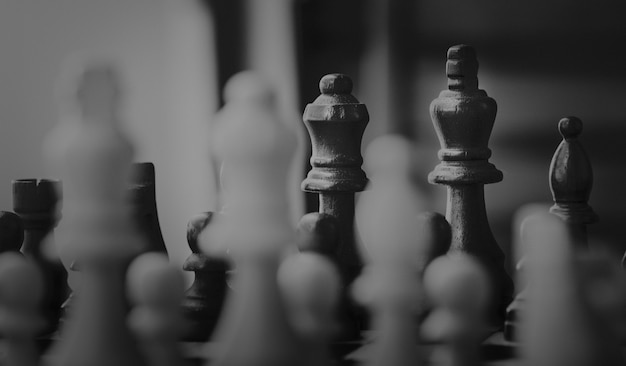 Концепция бизнес-стратегии шахматной игры