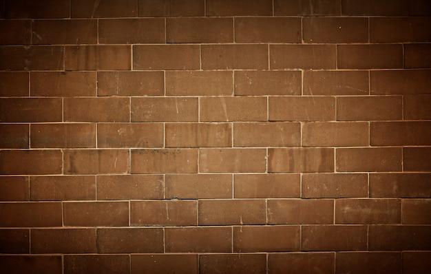 レンガコンクリート材料の背景テクスチャ壁のコンセプト
