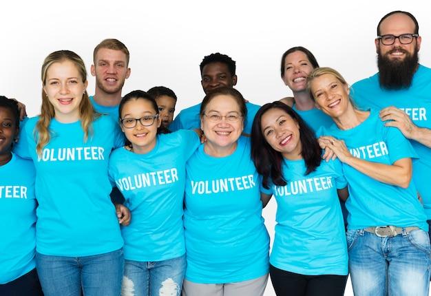 グループボランティアコンセプト