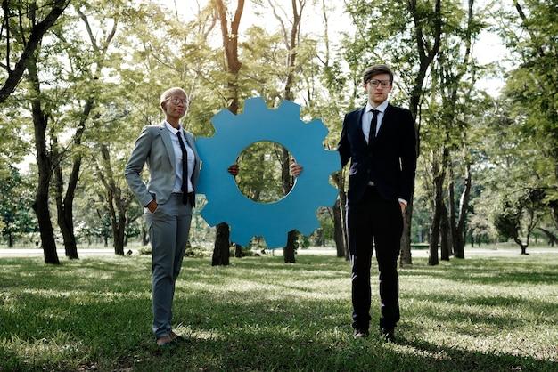 Концепция корпоративного соглашения для делового сотрудничества