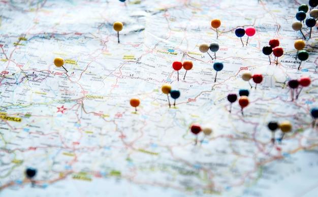 旅行を計画します