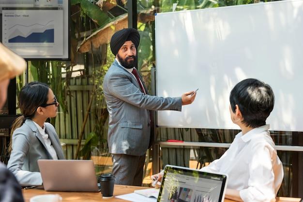 ビジネスコミュニケーションカンパニー起業家コンセプト