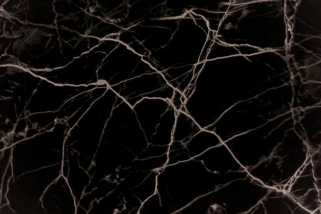 黒い大理石の背景のクローズアップ