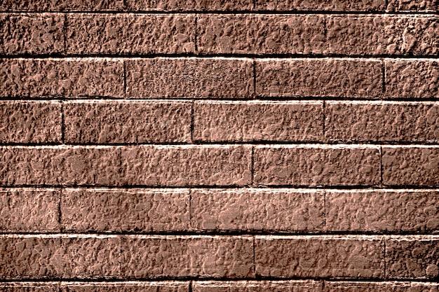 現代のレンガの壁のテクスチャ背景