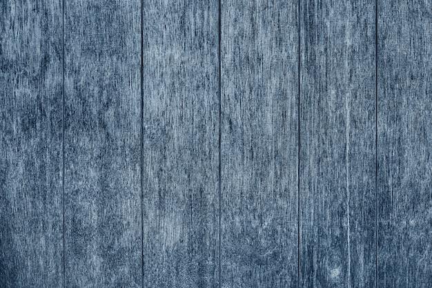 青い木のテクスチャの床の背景