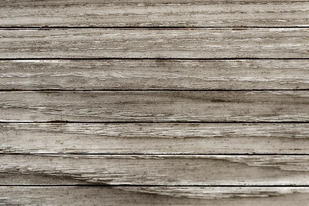 退色茶色の木の質感の床の背景
