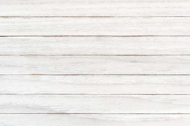 Белый деревянный фон текстуры пола