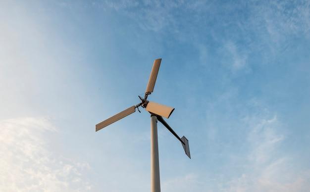 Ветровая турбина