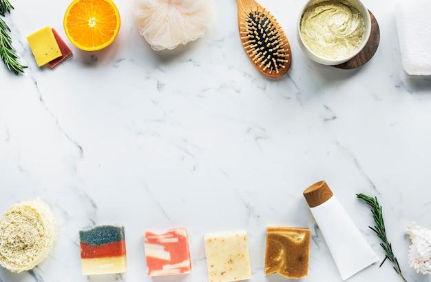 Натуральное домашнее органическое мыло