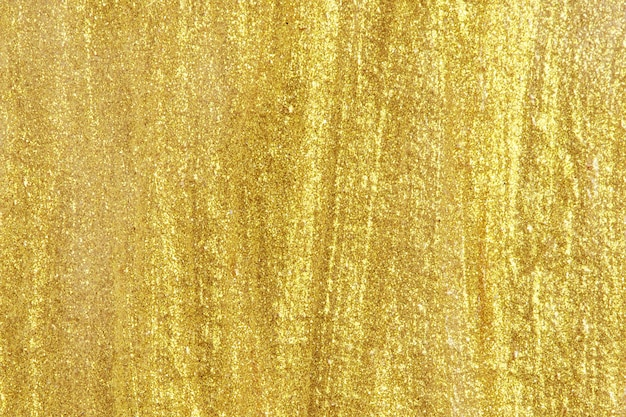Металлический золотой фон
