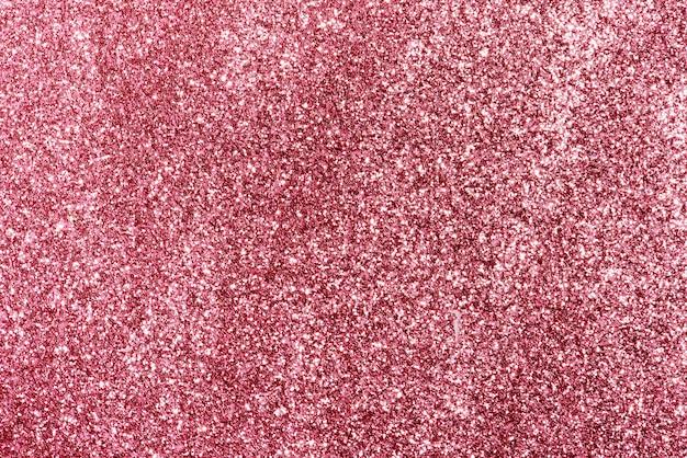 ピンクのキラキラの背景