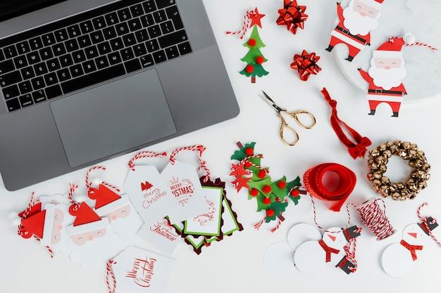オンラインクリスマスショッピング