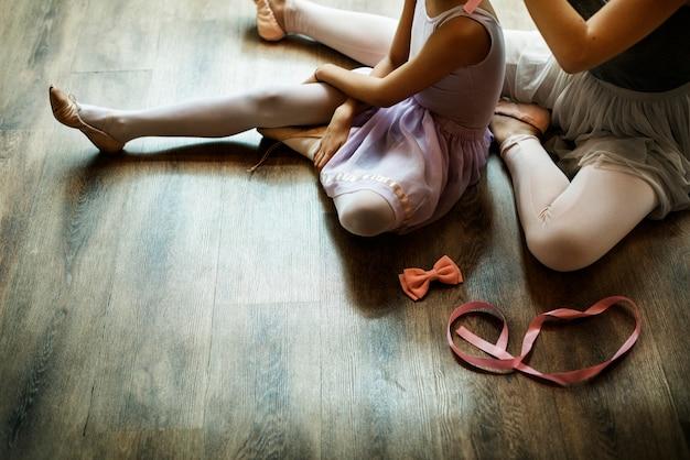 バレエダンサー養成学校のコンセプト