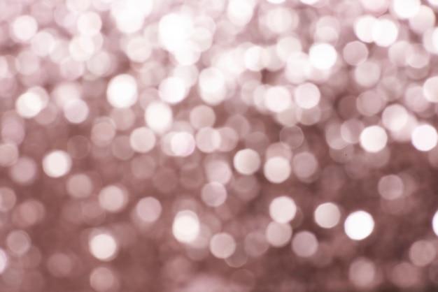 メタリックピンクのキラキラの背景