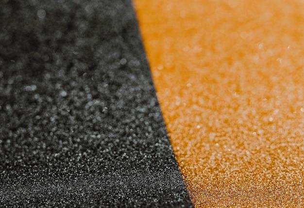 Золотая и черная подарочная упаковочная бумага