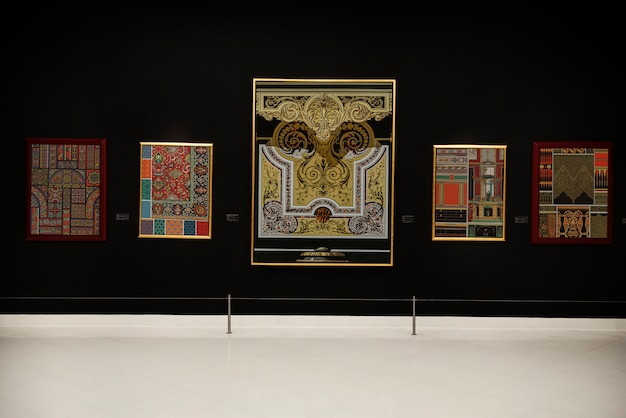 Концепция галереи античного искусства