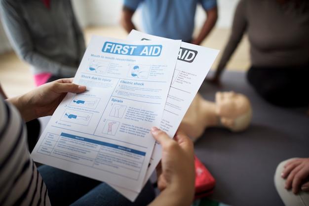 Концепция обучения первой помощи кпп