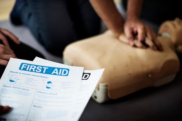Учебный курс по оказанию первой помощи