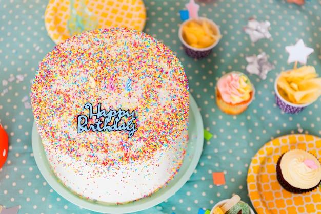 ケーキカジュアルは陽気な楽しみを祝う