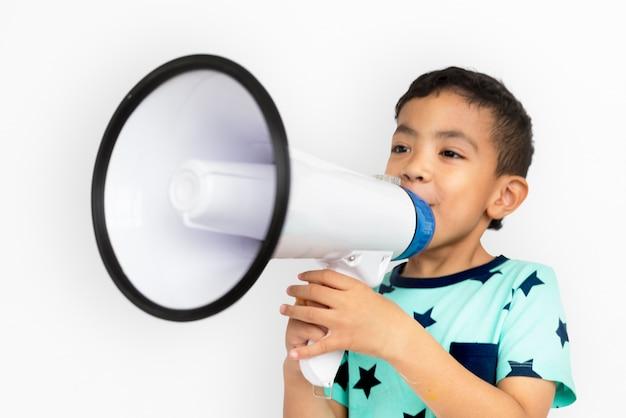 子供子供活動余暇レクリエーションコンセプト