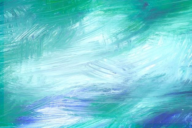 Зеленые текстурированные обои