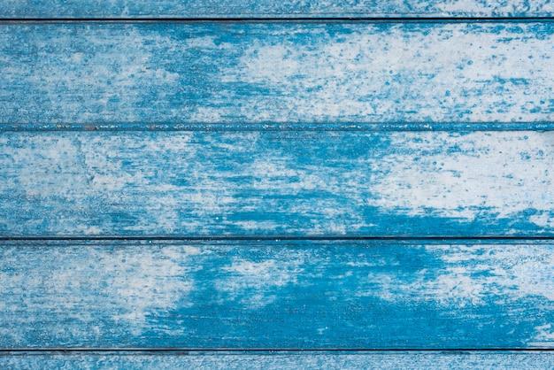 青い木製の織り目加工の背景デザイン
