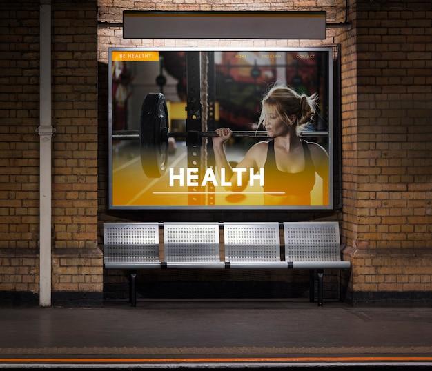フィットネス健康的なライフスタイルの健康活動の概念