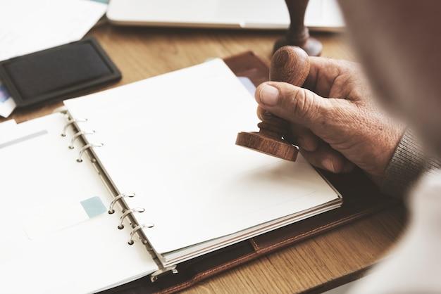 予定のチェックリスト計画個人オーガナイザーの概念