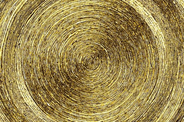 織り目加工の金の背景