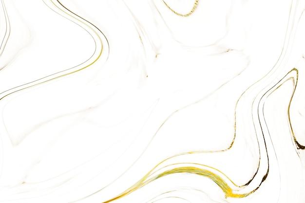 Золотой мраморный узор