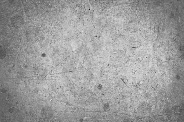 傷のコンクリートの床の背景