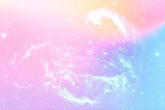ピンクのパステル調の背景