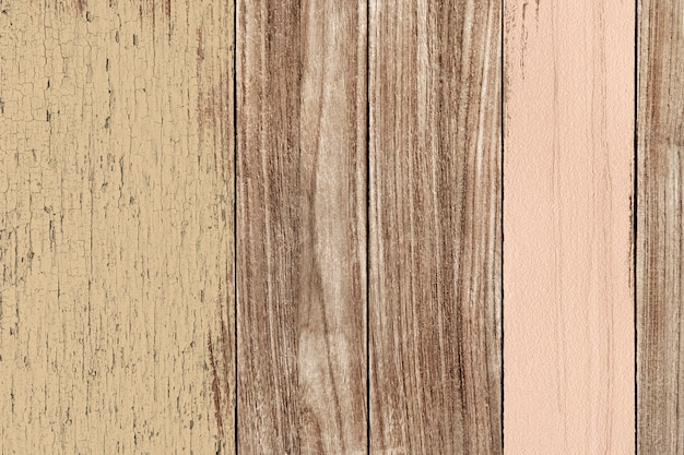 木製の床の上の古いペンキ