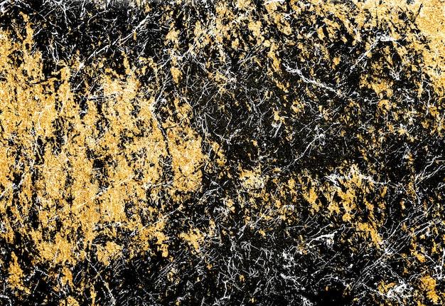 黄色の大理石のテクスチャ背景