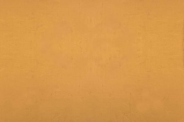オレンジ色の普通の壁の背景