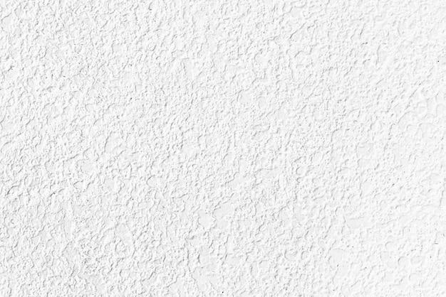白いコンクリートの壁