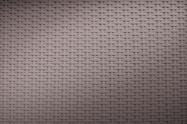 暗い籐の背景