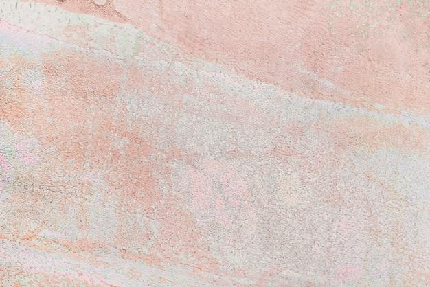 ピンクのコンクリートの壁の背景
