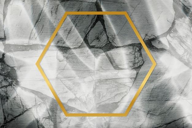 大理石のテクスチャ背景フレーム