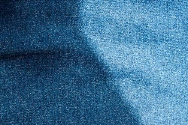 Синий джинсовый фон