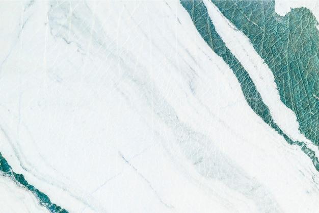 緑の大理石のテクスチャ背景